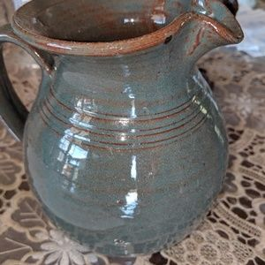 Handmade Water Pitcher or Vase